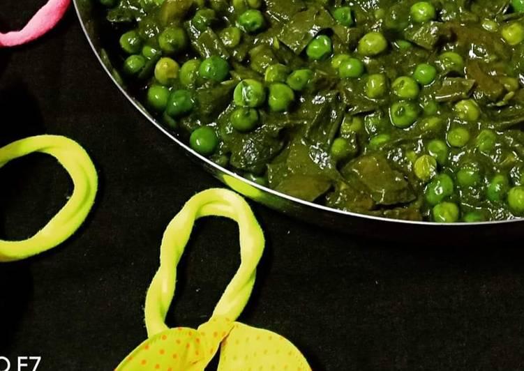 Capsicum pea palak curry, Heart Friendly Foods You Should Eat