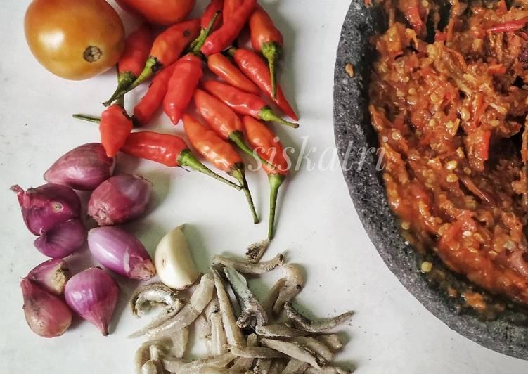 Sambel Tomat Teri