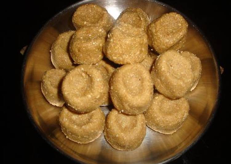Jaggery and Sesame Seeds Laddu - Laurie G Edwards