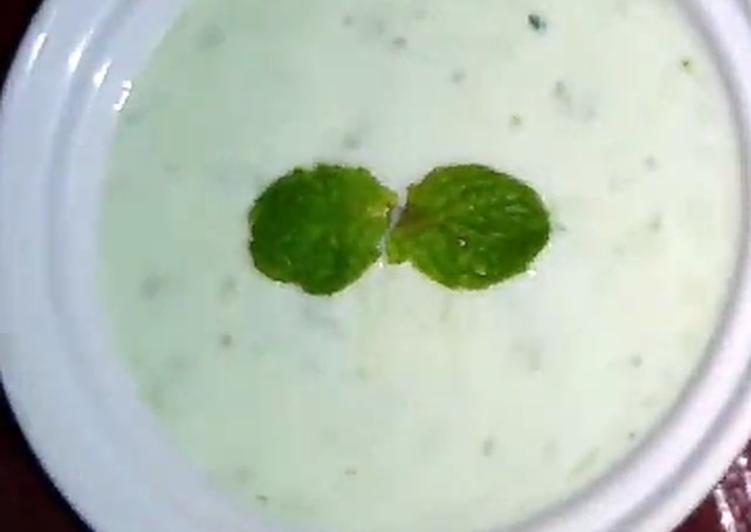 Cucumber Yoghurt