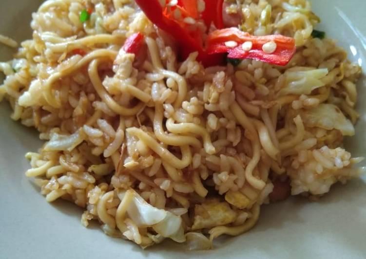 267) Nasi Goreng Mawut