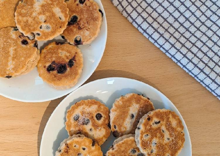 How to Make Quick Welsh Cakes