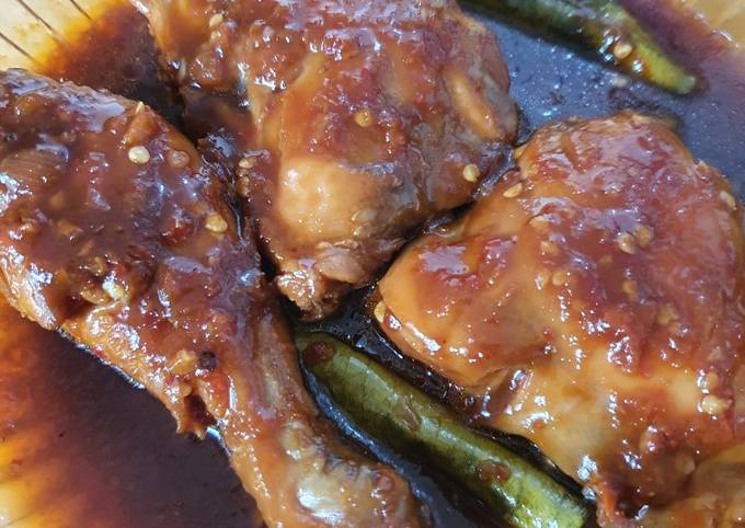 Ayam Oseng Mercon