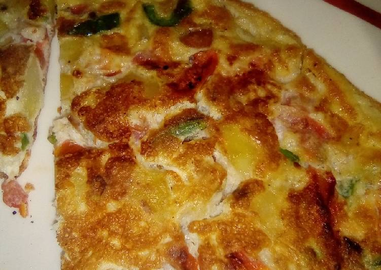 Foods That Can Make You Happy Omellete