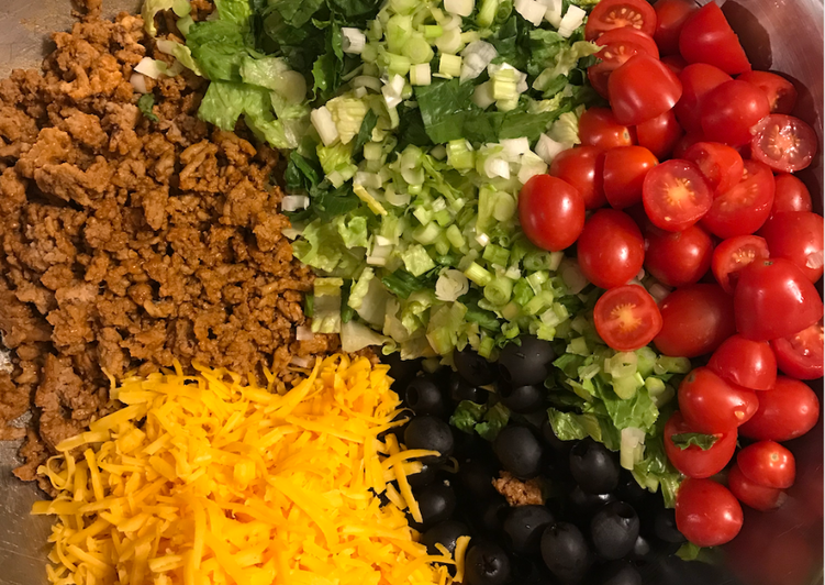Easiest Way to Cook Appetizing Taco Salad