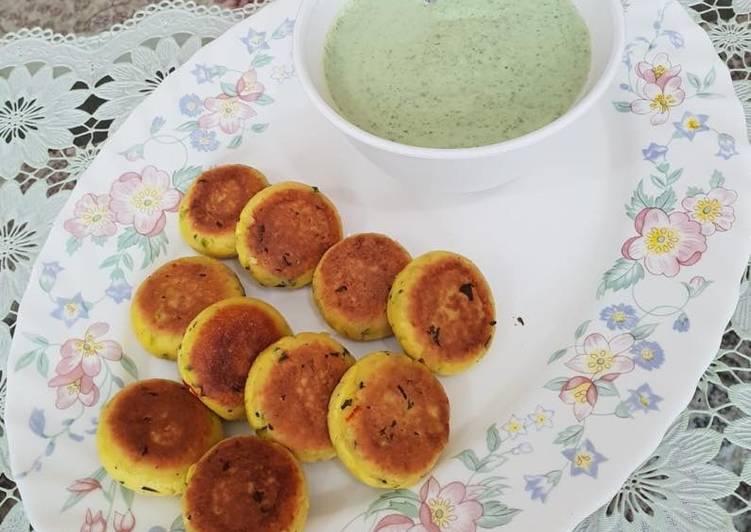 Sahi Cream Cheese Kabab