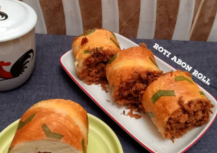 Roti Abon Roll
