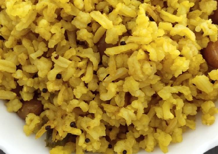 Easiest Way to Prepare Top-Rated Tamarind rice