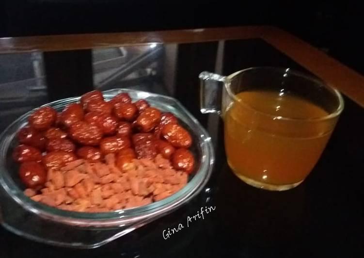 Angcho & Goji Berry Tea