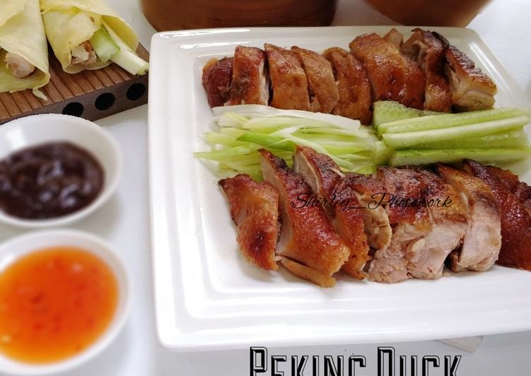 Peking Duck ala DK 🦆👑👩🍳
