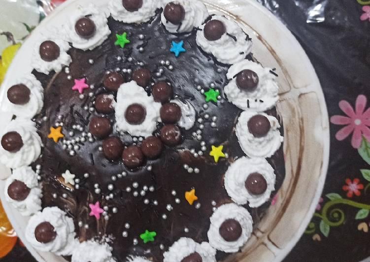 How to Make Tasty Healthy Chocolate cake