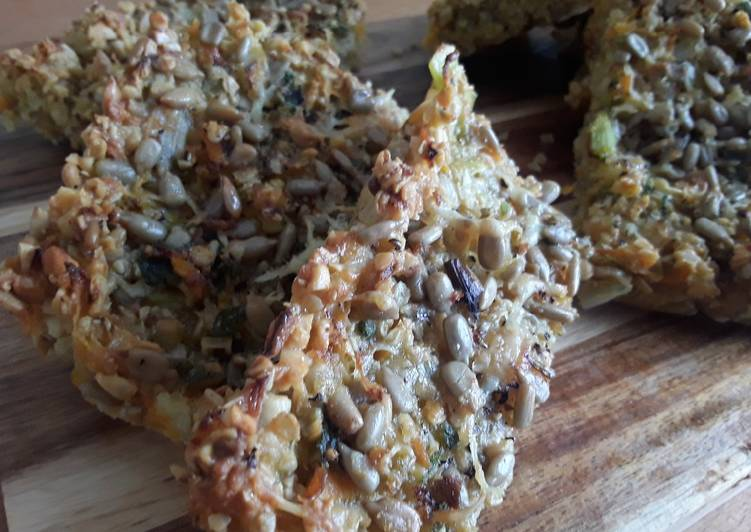 Sig's Cheese&Onion Flapjack