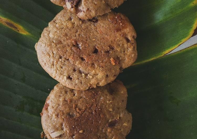 Softbaked cookies (tanpa oven)