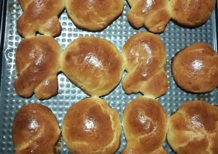 Recipe: Appetizing Dinner Bread Rolls