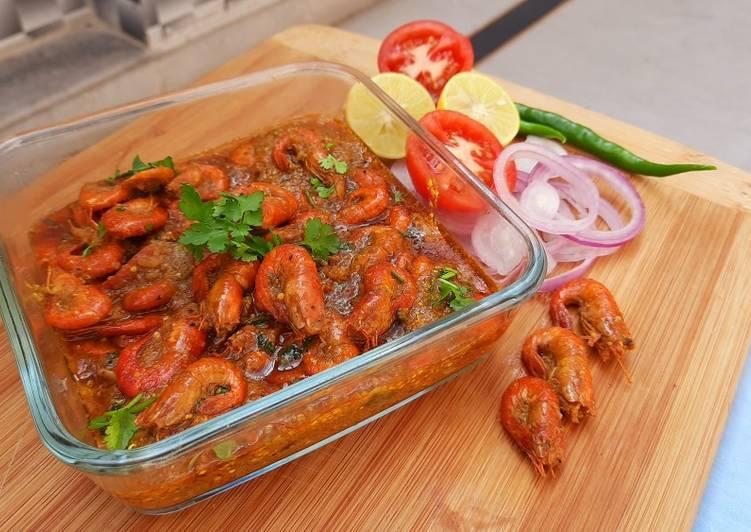 Prawn Masala Curry