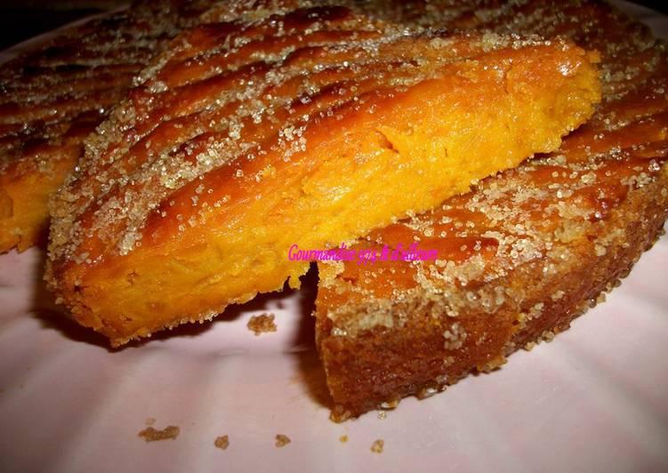 Recipe: Tasty GÂTEAU de PATATE DOUCE