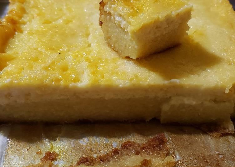 Cassava cake aKa Bingka gumbili🤗