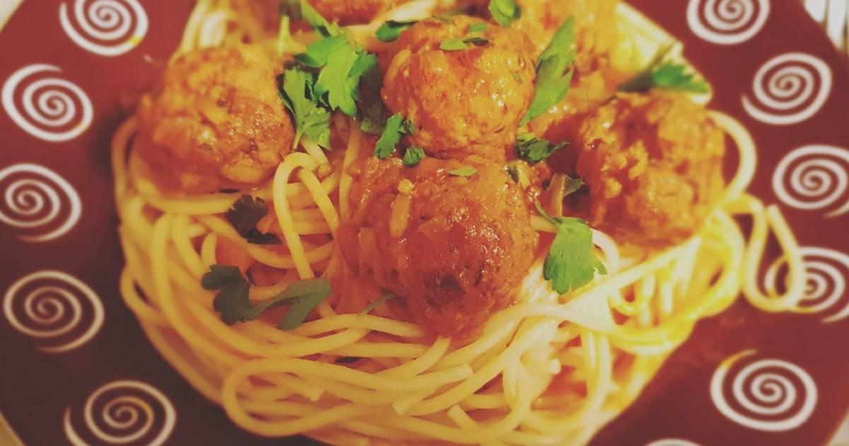 особенность этих фрикадельки к спагетти рецепт с фото них выбрать
