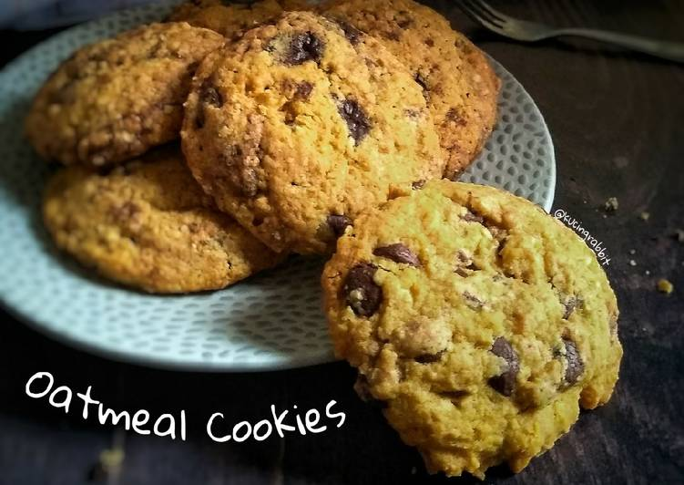 (1.21) Oatmeal Cookies