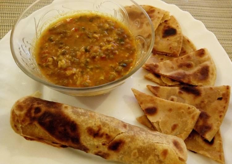 localfoodcontest_Kisumu wheat flour Chapati/ Chappo & Ndengu