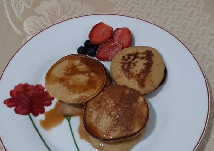Resep Banana pancake Versi sehat Top