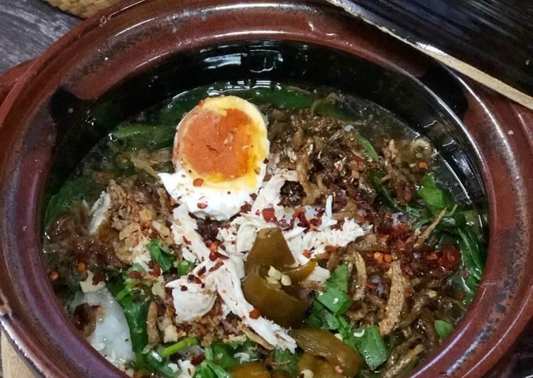 Nasi Air Kelantan - resepipouler.com
