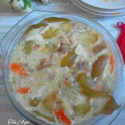 Resep Garang Asem Ayam Tanpa Daun Pisang Oleh Teh Agie Cookpad