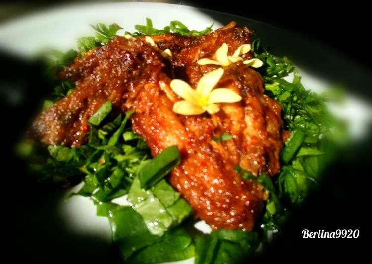 Ayam Panggang Taliwang