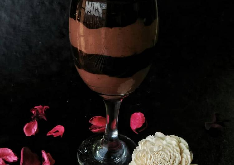 Easiest Way to Prepare Perfect Chocolate Mousse