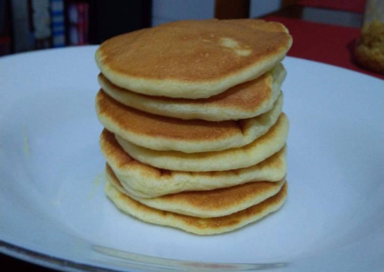 Fluffy Pancake Mini