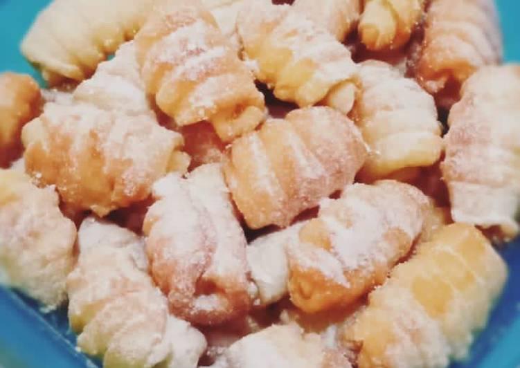 Kue garpu goreng - cookandrecipe.com