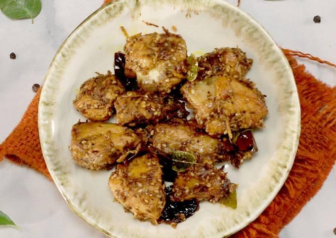 Recipe of Award-winning Low-Calorie PallipalayamChicken Fry