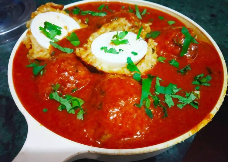 Egg Nargisi Kofta