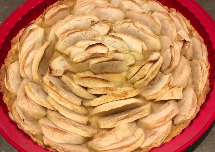 Comment Préparer Les Tarte aux pommes