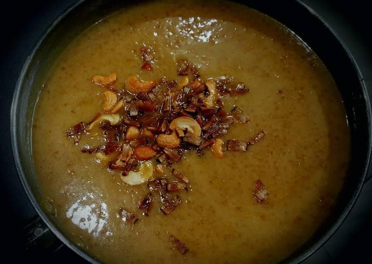 Top 10 Dinner Ideas Diet Perfect Nurukku Gothambu Payasam/ Broken Wheat Payasam