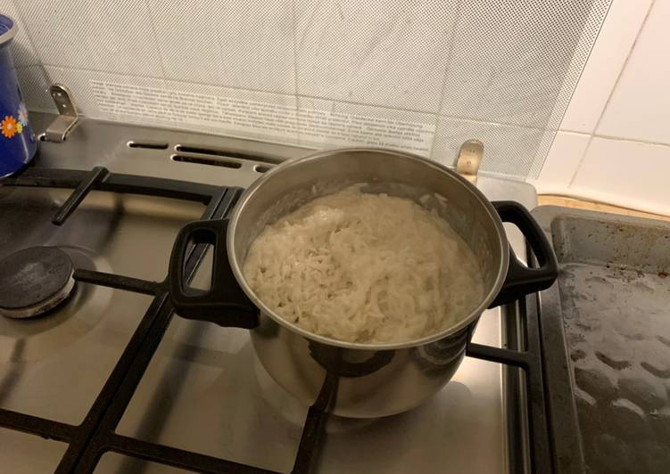 Coconut Milk Rice