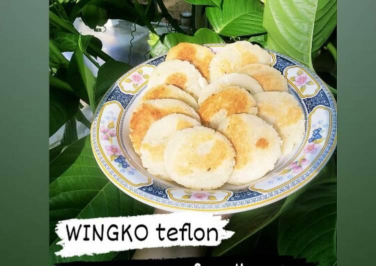 Wingko teflon