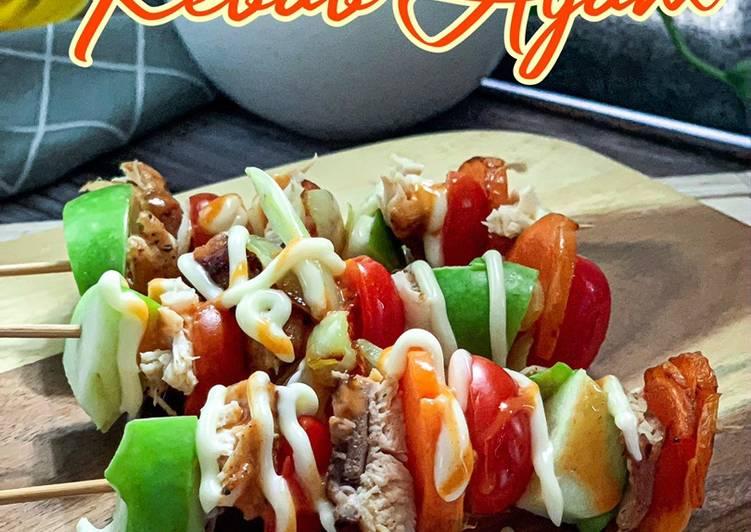 Kebab Ayam - velavinkabakery.com