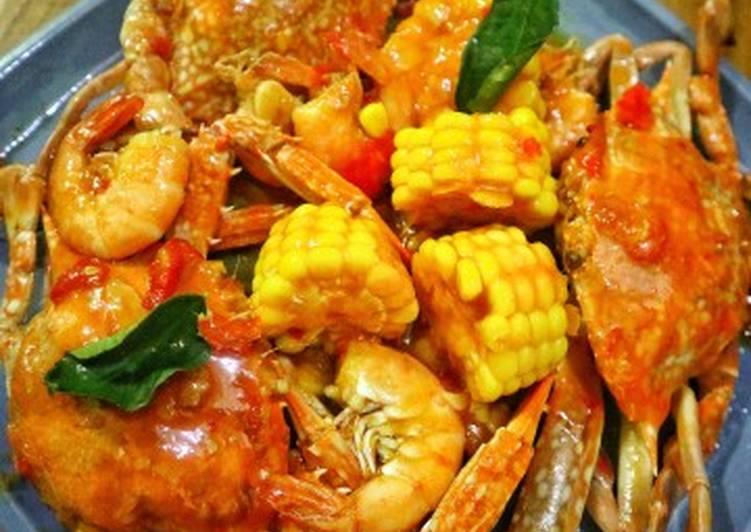 Resep Kepiting Asam Manis Pedas Oleh Ratri Ayu Cookpad