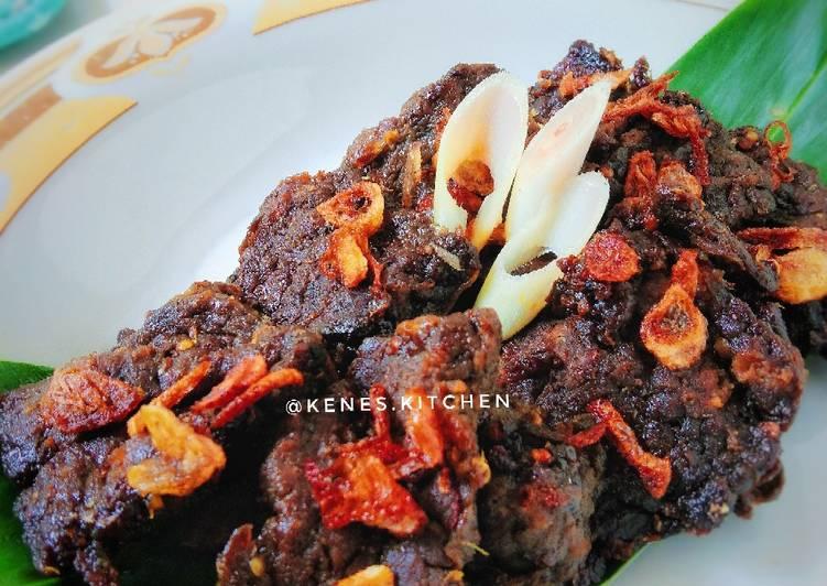 Resep Empal Paru Sapi Yang Lezat Aneka Resep Masakan Enak Terbaru