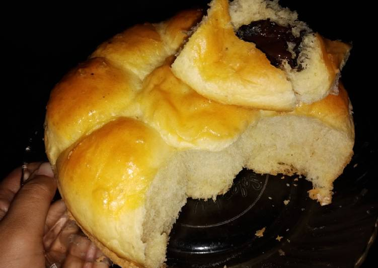 Resep Roti Sobek Sederhana Oleh Bunda Zia Cookpad