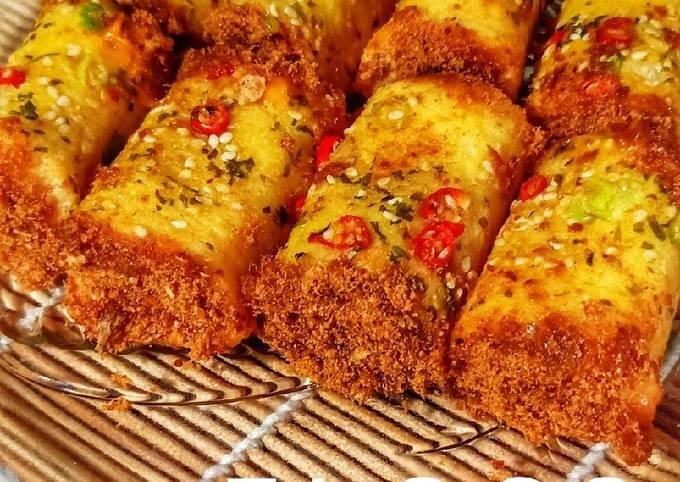 Floss Roll Mini (Roti Tawar)