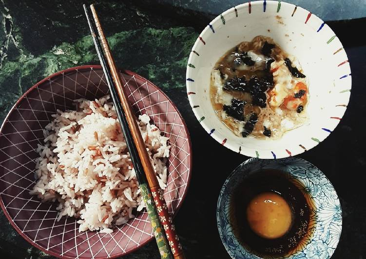 Egg & Seafood Bento