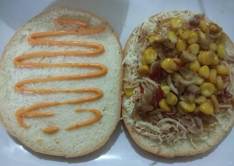 Resep Sandwich ala Mb.mey Paling Enak