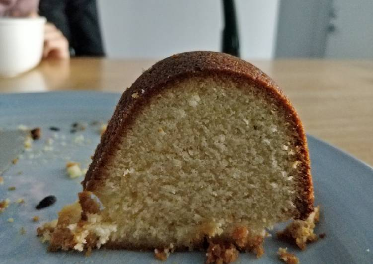 How to Make Perfect Lemon Bundt Cake
