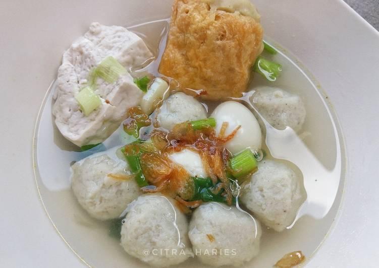 Sup bening seger