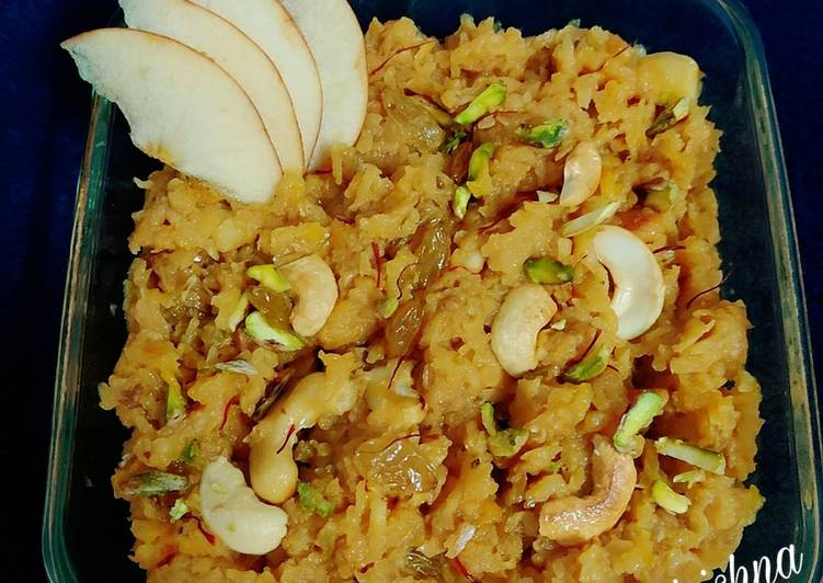 Apple halwa 🍎