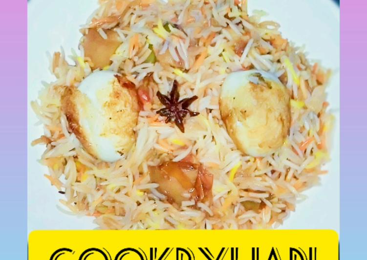Madrasi Vegan's Special Biryani