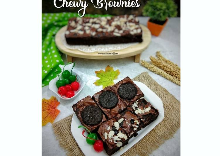 89. Chewy Brownies