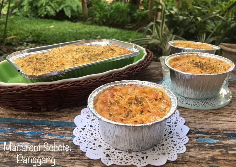 Macaroni Scotel Panggang